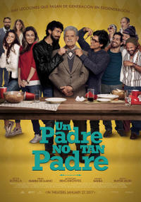 Un Padre No Tan Padre Movie Poster