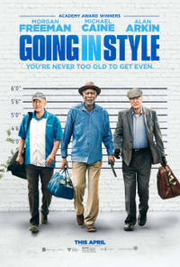 Going in Style (2017) Movie Poster