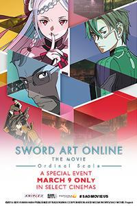 sword art online movie ordinal scale watch online sub