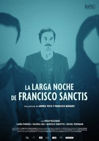 The Long Night of Francisco Sanctis Movie Poster