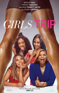 Girls Trip Movie Poster