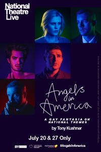 NT Live: Angels in America Part One: Millennium Approaches Movie Poster