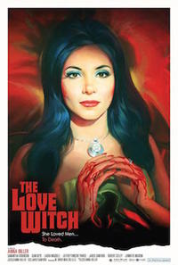 THE LOVE WITCH/LEAVE HER TO HEAVEN Movie Poster