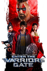 Enter the Warriors Gate Movie Poster