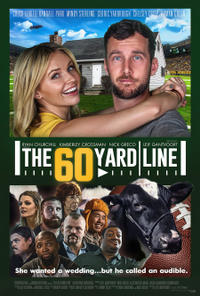 The 60 Yard Line Movie Poster
