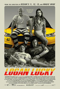 Logan Lucky Movie Poster