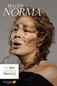 The Metropolitan Opera: Norma Movie Poster
