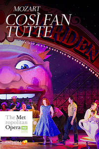The Metropolitan Opera: Così Fan Tutte Encore Movie Poster