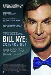Bill Nye: Science Guy Movie Poster
