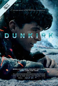 Dunkirk: The IMAX Experience in 70mm Film Movie Poster