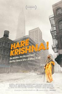 Hare Krishna! The Mantra, the Movement and the Swami Who Started It All Movie Poster