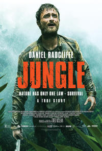 Jungle Movie Poster