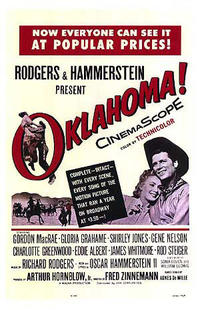 Oklahoma! (1955) Movie Poster