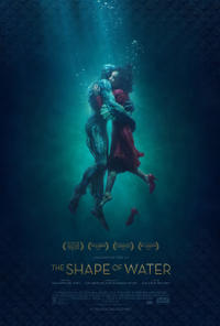 The Shape of Water (2017) poster