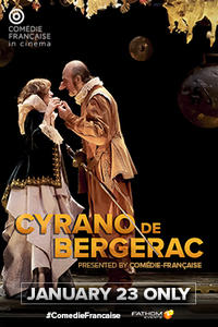 Cyrano de Bergerac presented by Comédie-Française Movie Poster
