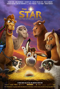 The Star (2017) Movie Poster