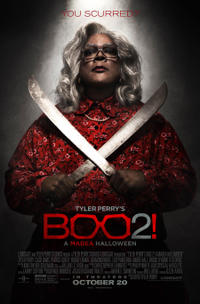 Boo 2! A Madea Halloween Movie Poster
