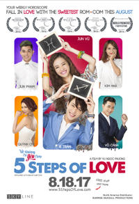 5 Steps of Love Movie Poster