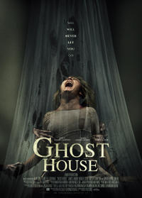 Ghost House (2017) Movie Poster