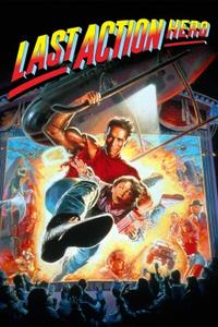 LAST ACTION HERO/STREETS OF FIRE Movie Poster