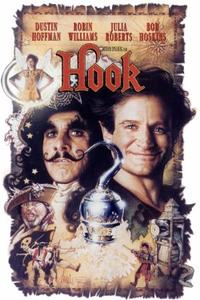 HOOK /BACK TO THE FUTURE PART II Movie Poster