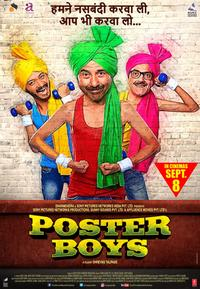 Poster Boys Movie Poster