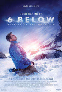 6 Below: Miracle on the Mountain Movie Poster