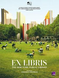 Ex Libris: The New York Public Library Movie Poster