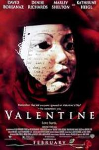 Valentine Movie Poster