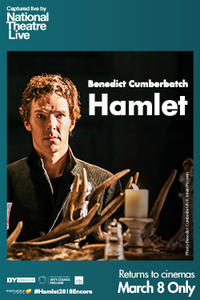 NT Live: Hamlet Encore 2018 Movie Poster