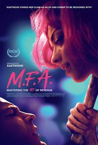 M.F.A. Movie Poster