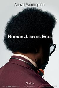 Roman J Israel, Esq. Movie Poster