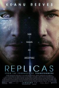 Replicas Movie Poster