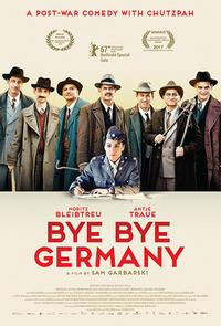 Bye Bye Germany Movie Poster