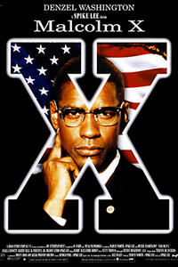 Malcolm X Movie Poster