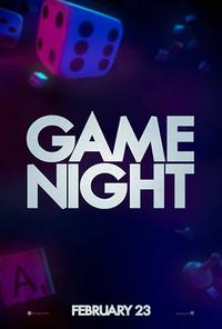 Game Night (2018) Movie Poster