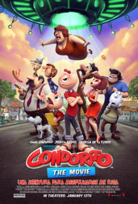 Condorito: The Movie Movie Poster