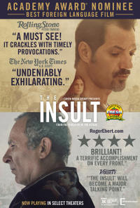 The Insult Movie Poster