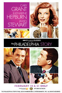 The Philadelphia Story (1940) presented by TCM Movie Poster
