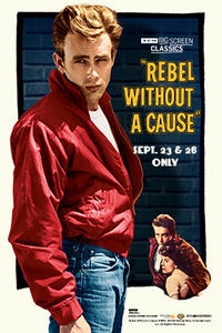 Rebel Without a Cause (1955) presented by TCM Movie Poster