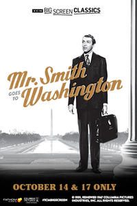 Mr. Smith Goes to Washington (1939) presented by TCM Movie Poster