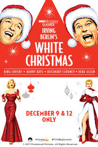White Christmas (1954) presented by TCM Movie Poster