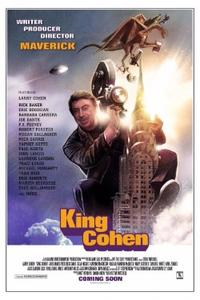 KING COHEN/THE STUFF/Q Movie Poster