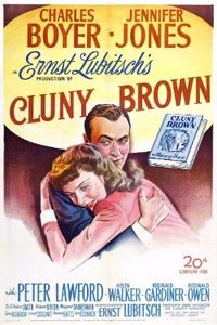 CLUNY BROWN/TROUBLE IN PARADISE Movie Poster