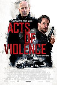 Acts of Violence (2018) Movie Poster