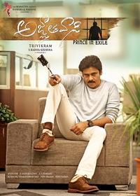 AGNYAATHAVAASI - PRINCE IN EXILE  Movie Poster