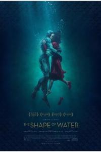 THE SHAPE OF WATER/CREATURE FROM THE BLACK LAGOON Movie Poster