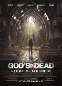 God's Not Dead: A Light in Darkness Movie Poster
