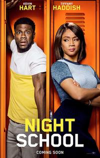 Night School (2018) Movie Poster