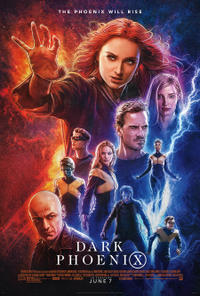 Dark Phoenix Movie Poster